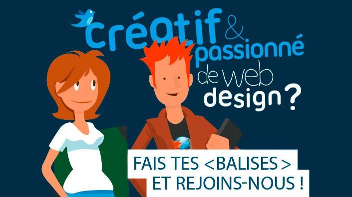 Affichette de promotion