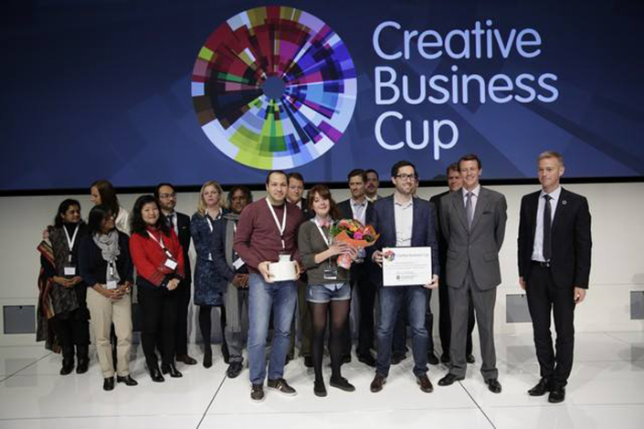CreativeBusinesCup