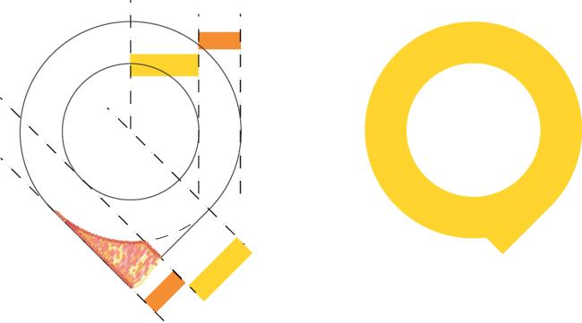 Si la forme s'éloigne un peu du dessin de l'épingle, elle gagne en singularité et respecte toujours les proportions du nombre d'or… mais pas pour longtemps…