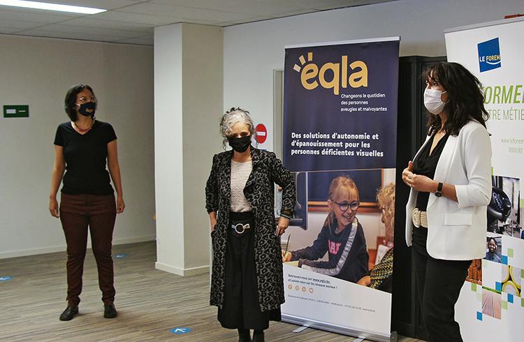 BlindCode 4 Data - EQLA